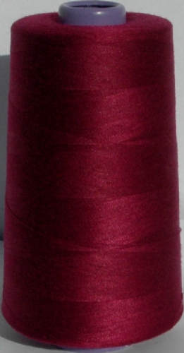 Sewing Machine & Overlocker Thread - Maroon